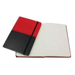 High quality notebook with elestic string